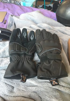 Vance Motorcycle Gloves, large for Sale in New York, NY