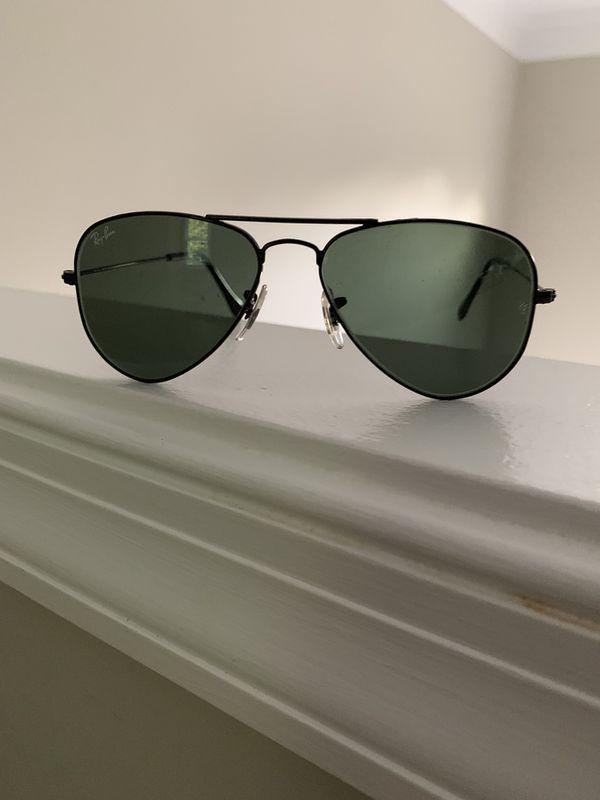 RayBan 52mm Aviator 3025 Sunglasses (gunmetal)