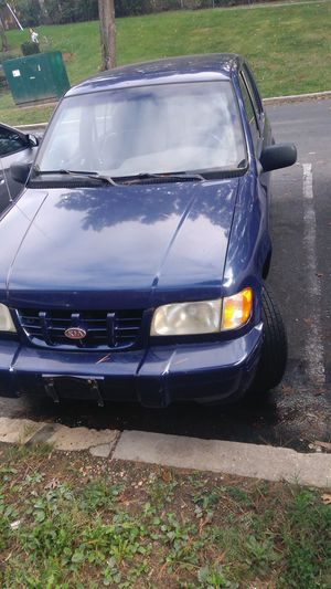 2000 Kia Sportage (87000 mi) for Sale in Washington, DC