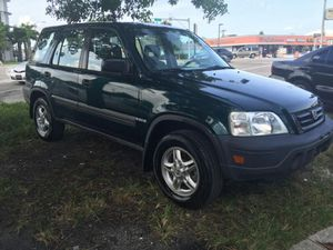 1998 honda crv...clean tirle..NEED SOLD NOW for Sale in Miami, FL