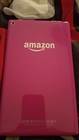 Amazon Kindle fire HD 8 tablet for Sale in Denver, CO