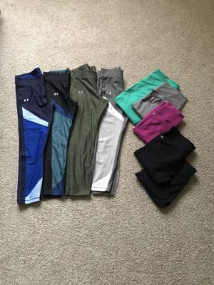 Under Armour and Fabletics Leggings for Sale in Delray Beach, FL