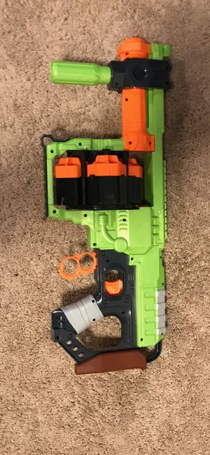 Nerf Assault package, get ready for the Zombie apocalypse! for Sale in Bothell, WA