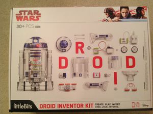 littleBits Star Wars Droid Inventor Kit for Sale in Tampa, FL