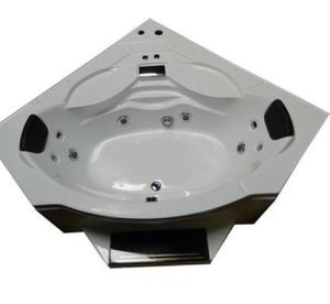 "Mesa WS608A 63"" X 63"" X 89"" 2 Person Corner Hydrotherapy Bathtub Spa Massage Therapy Hot Tub HEAT JACUZZI for Sale in San Diego, CA"