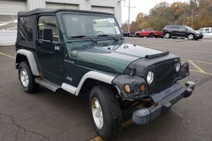 2001 Jeep Wrangler SE/TJ/SE 4x4 for Sale in Gurnee, IL