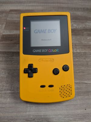 Nintendo Gameboy Color for Sale in Fontana, CA