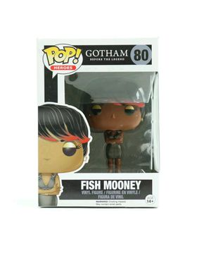 Funko Pop Games Gotham Fish Mooney Vinyl Action Figure #80 Collectibles for Sale in Las Vegas, NV