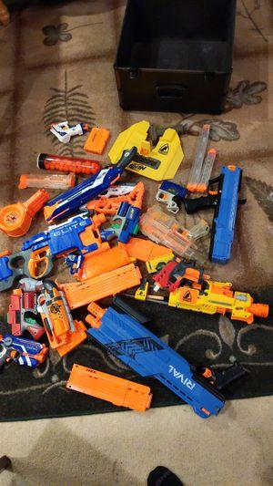 Nerf guns cheep for Sale in Vienna, VA