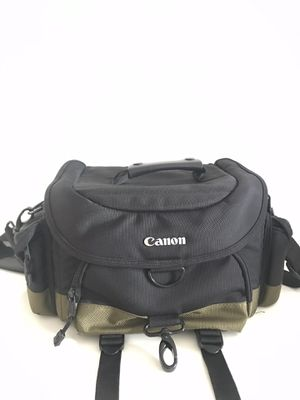 Canon Photography Camera Bag for Sale in Miami, FL