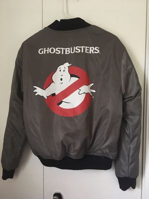 Ghost Busters Bomber Jacket Halloween Fashion for Sale in West Springfield, VA
