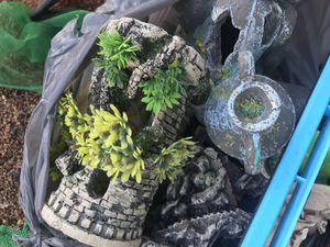 Fish tank accessories for Sale in Greenville, SC