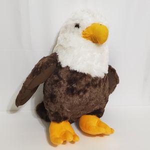 """JUMBO Fiesta Bald Eagle Plush Large 16.5"""" Bird Stuffed Animal, EUC for Sale in Brookfield, IL"""