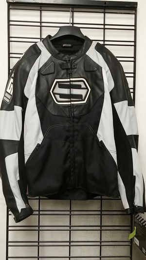 Shift Streetfighter Motorcycle Jacket Black Size XXL for Sale in Signal Hill, CA