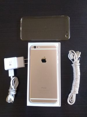IPHONE 6 PLUS, 128 GB, DESBLOQUEADO for Sale in Phoenix, AZ