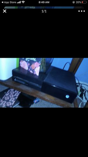 Xbox one w games for Sale in Taylor, MI