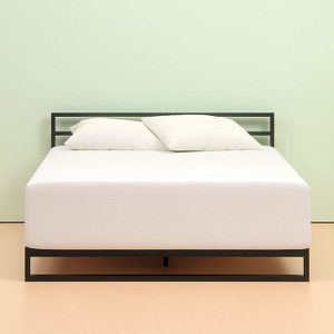 """New in box QUEEN size 12"""" Memory foam mattress $189 or $250 with platform bed frame for Sale in Columbus, OH"""