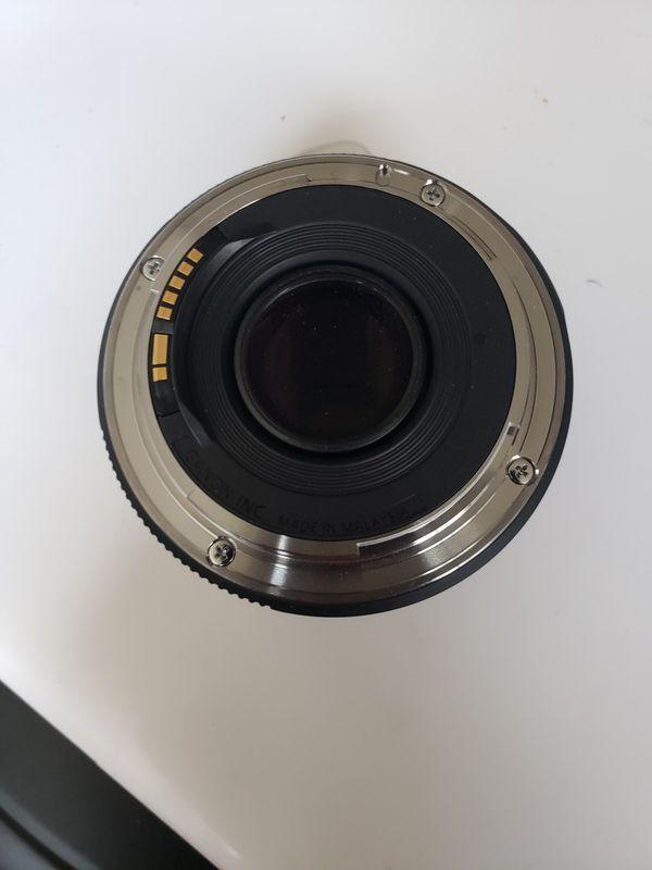 Canon 50mm 1.8 mark 2 stm