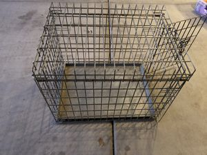 Wired dog cage/kennel for Sale in Phoenix, AZ