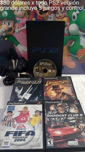 PS2 for Sale in Dallas, TX