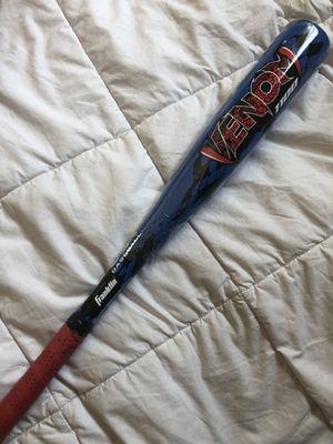 Franklin Venom Tee Ball Baseball Bat for Sale in Whittier, CA