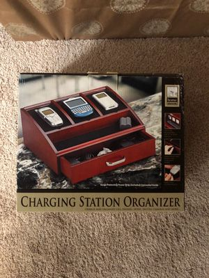 Home Elements Charging Station Organizer for Sale in Springfield, VA