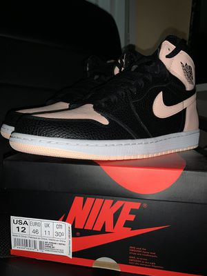 NIKE AIR JORDAN 1's CRIMSON TINT SZ 12 for Sale in Clearwater, FL