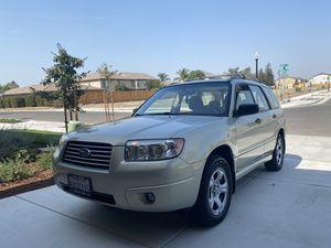 2007 Subaru Forester AWD for Sale in Elk Grove, CA