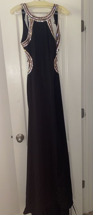2Cute Black Prom Dress for Sale in Laurel, MD