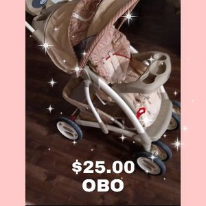 graco quattro tour deluxe travel system stroller sienna for Sale in Ontario, CA