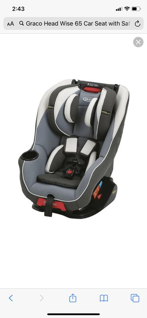 Graco HeadWise 65 SS Carseat for Sale in Hermitage, PA