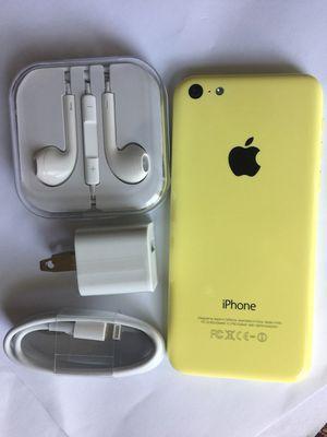 iPhone 5c, Factory UNLOCKE / Excellent Condition for Sale in Fort Belvoir, VA