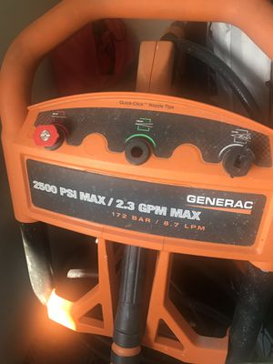 General pressure washer for Sale in Chicago, IL