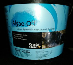 Algae-Off Crystal Clear Algaecide for Sale in San Jose, CA