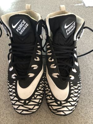 Nike cleats size 12 men's for Sale in IND HEAD PARK, IL