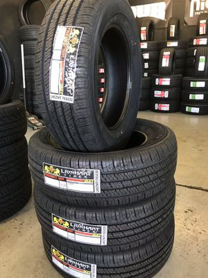 235/65/17 New set of tires installed for Sale in Rancho Cucamonga, CA