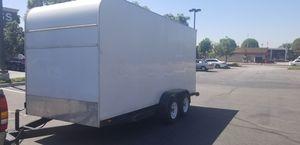 7x16 Enclosed trailer for Sale in Glendora, CA