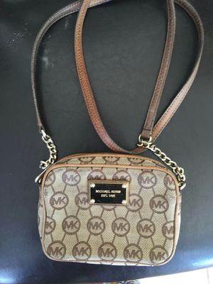 Michael Kors small crossbody logo mini purse for Sale in Lincoln Acres, CA