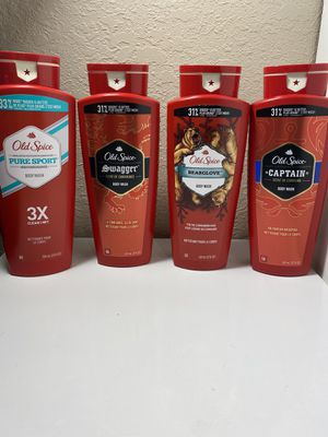 Old Spice Body Wash Bundle for Sale in Miami, FL
