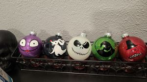 Nightmare Before Christmas Ornament set for Sale in West Sacramento, CA