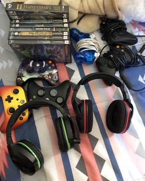 Console Accessories And Games for Sale in Los Angeles, CA
