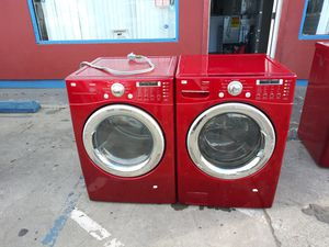 Lg washer and dryer electric for Sale in Oakland, CA