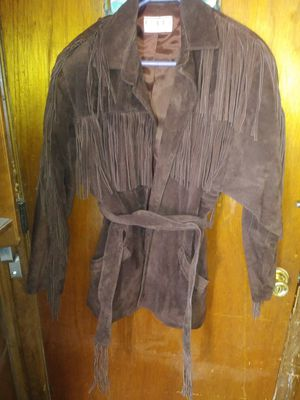 GENUINE LEATHER FRINGE (NEW) for Sale in Pawtucket, RI