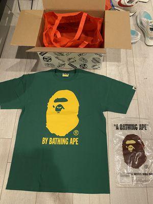 Bape Big Color Head T-Shirt for Sale in Fairfax Station, VA