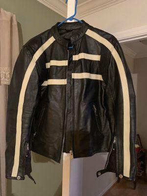 Ladies motorcycle jacket for Sale in Belmont, CA