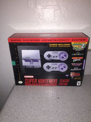 Super Nintendo for Sale in Oakland, CA