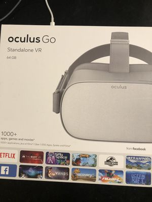 Oculus Go 64GB only used once for Sale in Los Angeles, CA