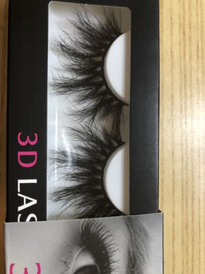 100% mink false eyelashes for Sale in Winchester, CA
