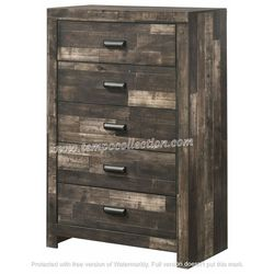 NEW IN THE BOX.HOT SELLER GREY 5 DRAWER CHEST. SKU#TCB9400-CHEST for Sale in Westminster,  CA
