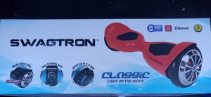 NIB Red Swagtron hoverboard for Sale in Beaufort, SC